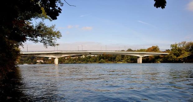 High Rhine Bridge
