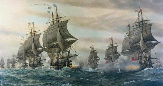 Battle of the Chesapeake Bay