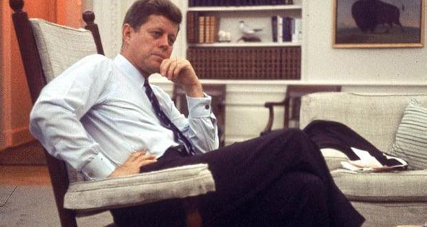 JFK's rocking chair