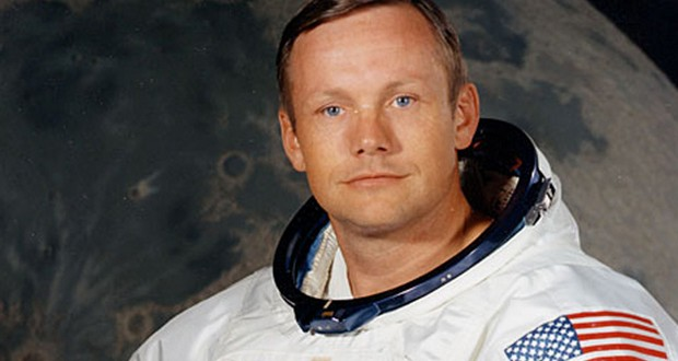 Neil Armstrong's final task