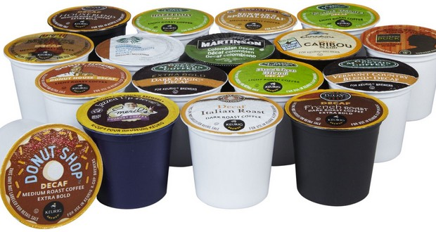 Banning of K-Cups