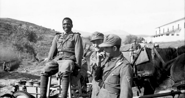 Africans in Nazi Germany