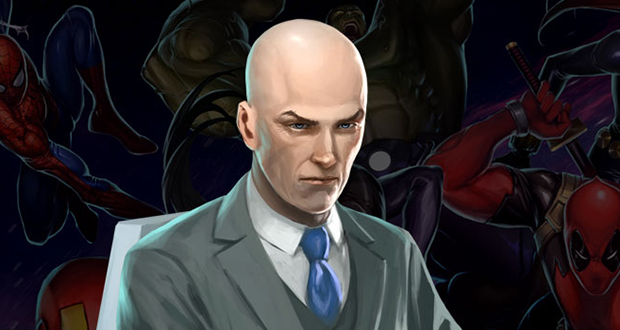 Professor X resurrection