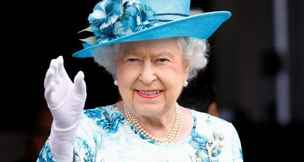 Portrait of Queen