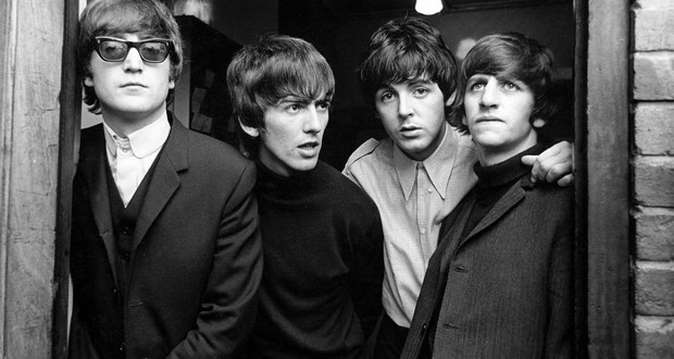 Beatles' vacation