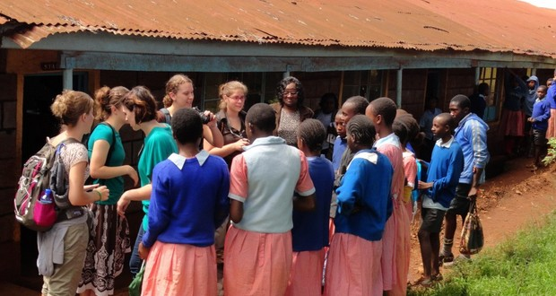 AIDS orphan tourism