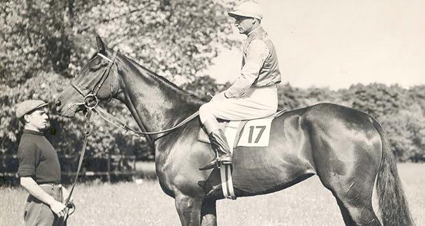 Frank Hayes(Jockey)