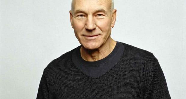 Patrick Stewart's baldness
