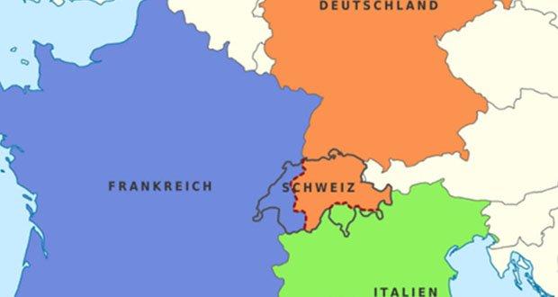 Dissolution of Switzerland