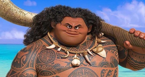 Maui's death
