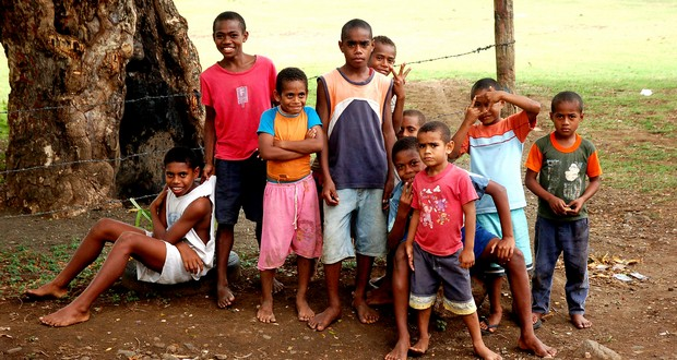 Fiji water crisis