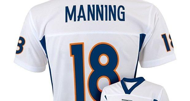 Peyton Manning #18 jersey
