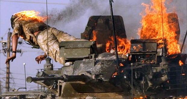 Basra prison incident