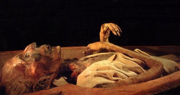 Ramesses II Mummy