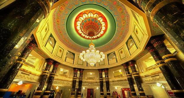 Sadam's palace