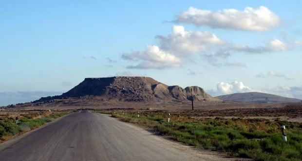 Flat-top mountains
