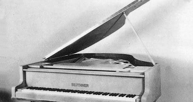 Hindenburg piano