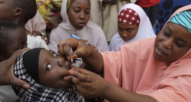 Polio vaccine conspiracy