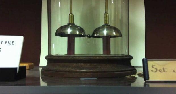 Oxford University bell