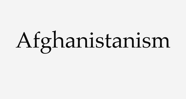 Afghanistanism
