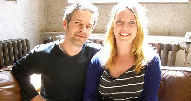 Jon and Tracy Morter