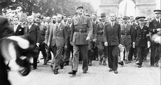 1944 Paris liberation