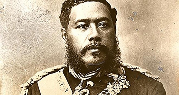 King Kalākaua