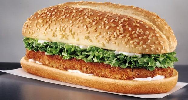 BK Original Chicken Sandwich