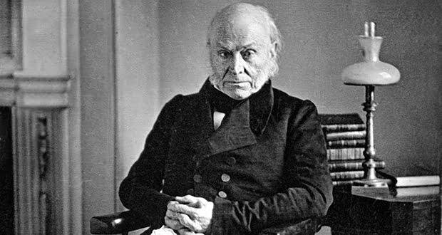 John Quincy Adams Inauguration