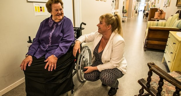 Swedish nursing home
