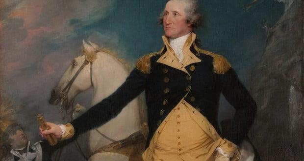 Washington's salary