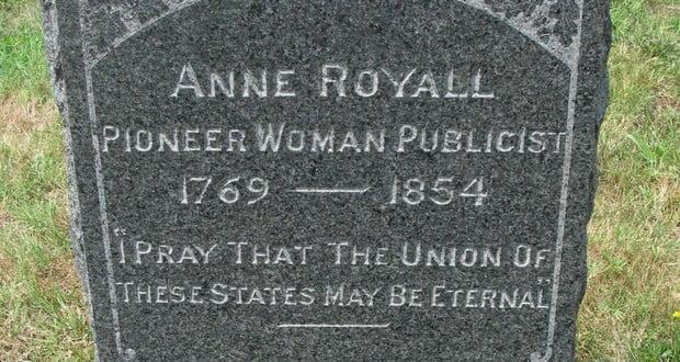 Anne Royall
