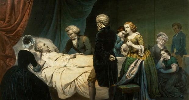 George Washington death