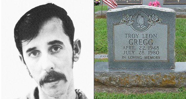 Troy Leon Gregg