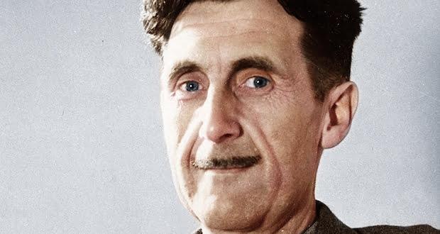 George Orwell death