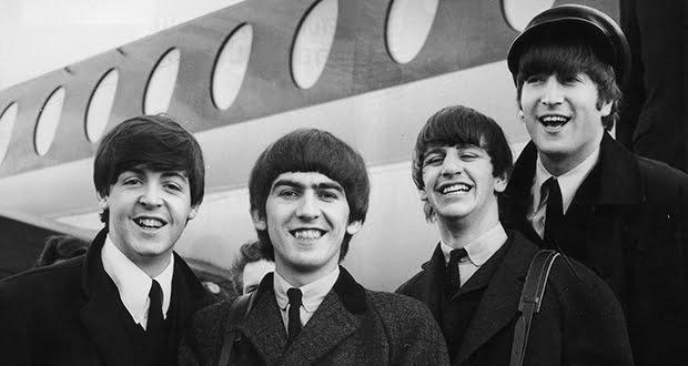 Beatles' haircut