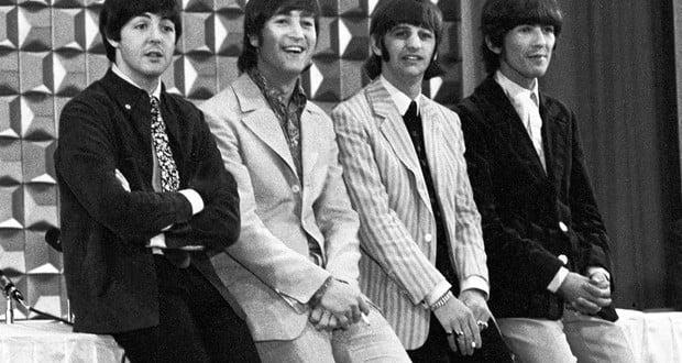 Beatles' Tokyo performance