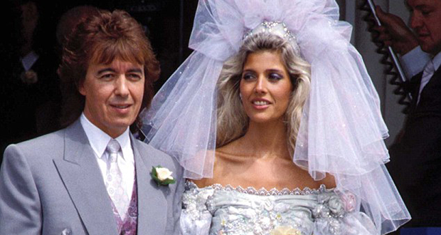 Bill Wyman's marriage