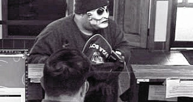 Bank robberies