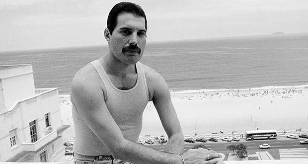 Freddie Mercury celebration