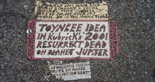 Toynbee tiles