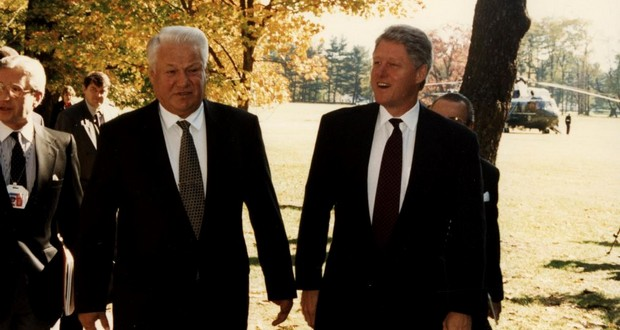Boris Yeltstin