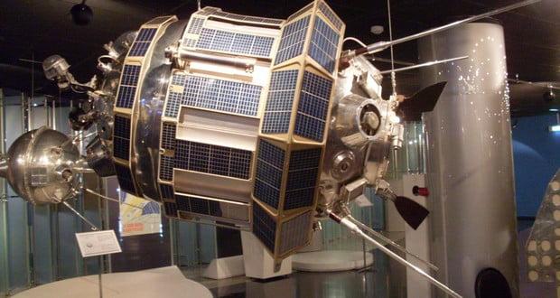 Lunik spacecraft
