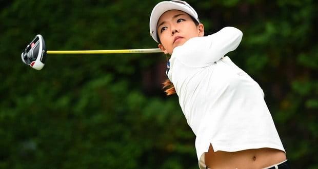 Japanese golfers