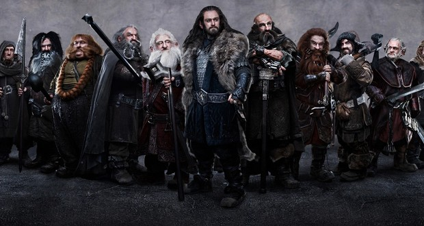 Lord Of The Rings dwarves