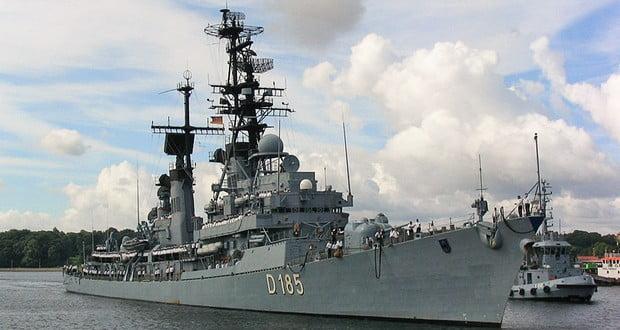 Warship Lutjens