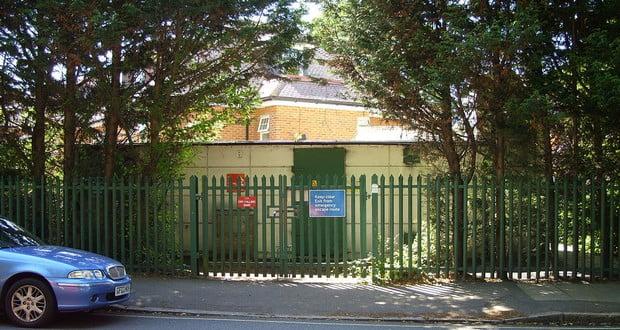 North End tube station