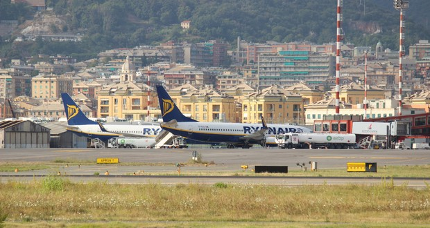 Genoa airport