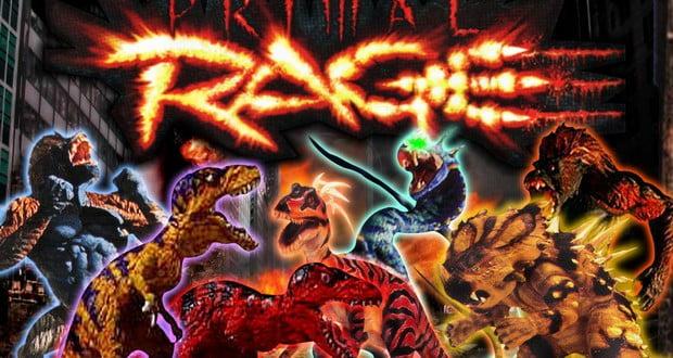 Primal Rage game