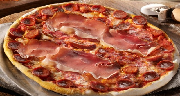 18-inch pizza